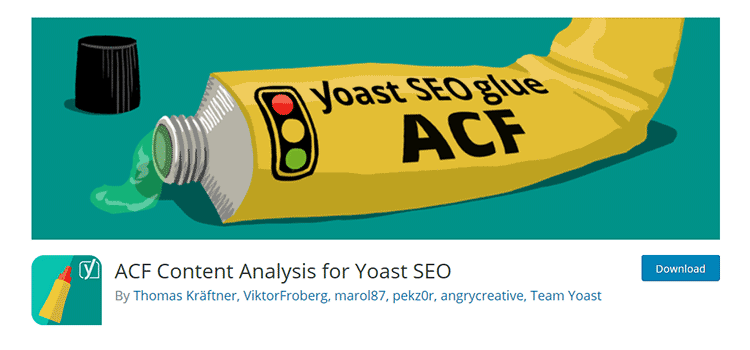ACF Content Analysis for Yoast SEO