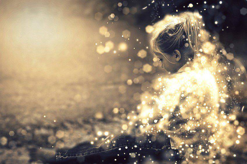 Shimmer Photoshop Action