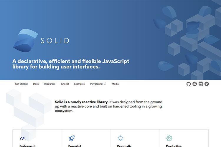 Example from Solid
