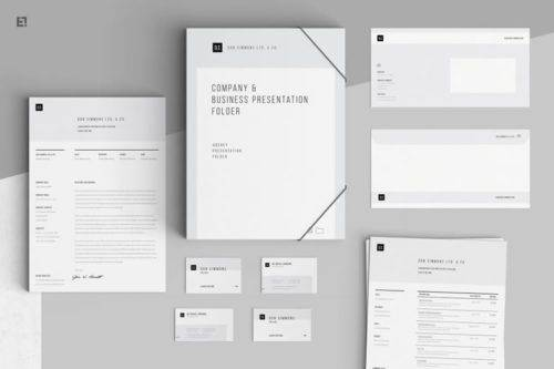 Example from 10 Best Stationery Templates for Creating Professional Documents